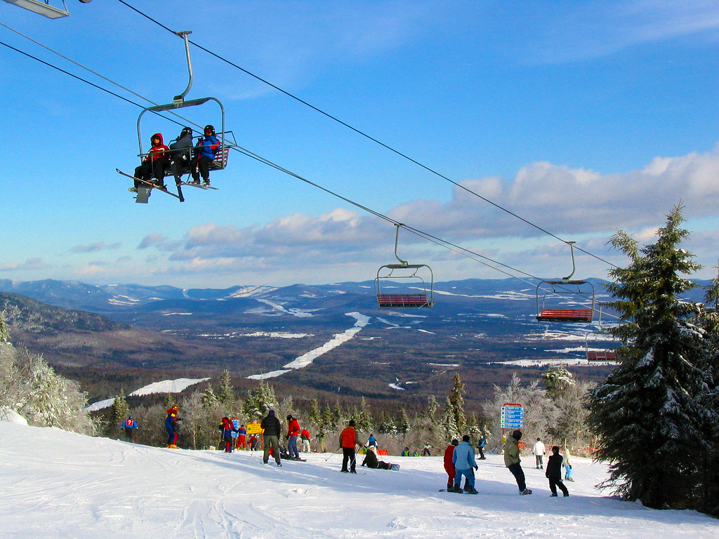 mont sainte anne - trips and winter vacation packages - ski-canada