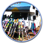 Ski-Safari RV Tours